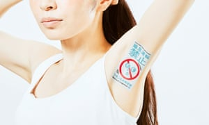 The absolute pits: how underarms became the new frontier of