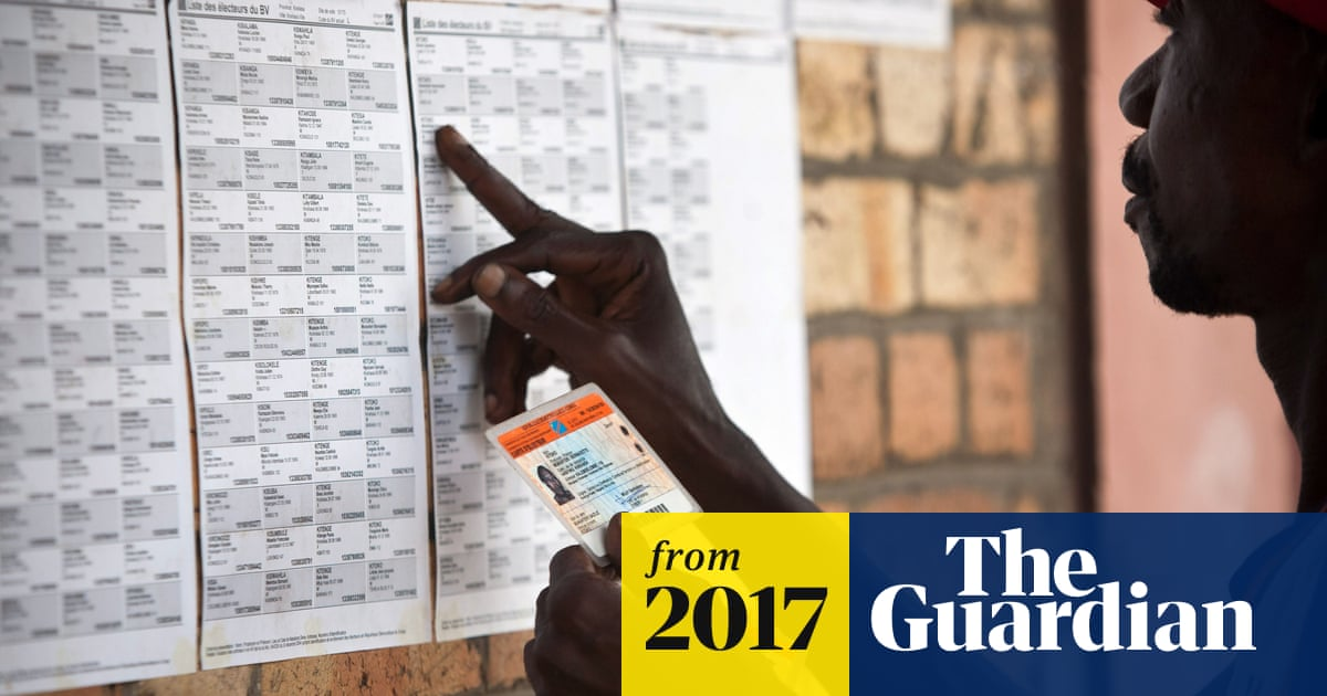 DRC minister says country 'can't afford' to hold election this year
