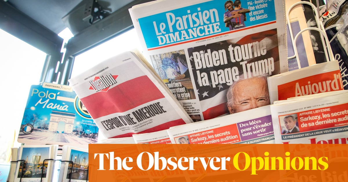 For the sake of democracy, social media giants must pay newspapers | John Naughton