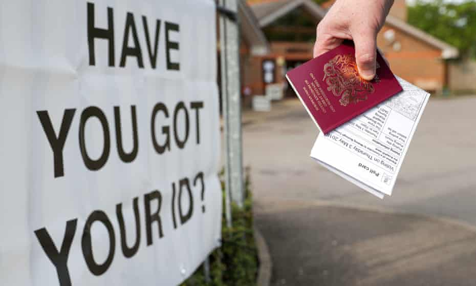 A small number of voters were turned away at the local elections in May this year.