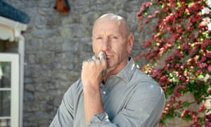 'What I knew about HIV was everything I shouldn't have known about HIV …' Gareth Thomas at his home in the Vale of Glamorgan.