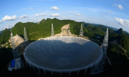 The giant telescope will be operational by September.