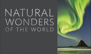 Natural Wonders book cover