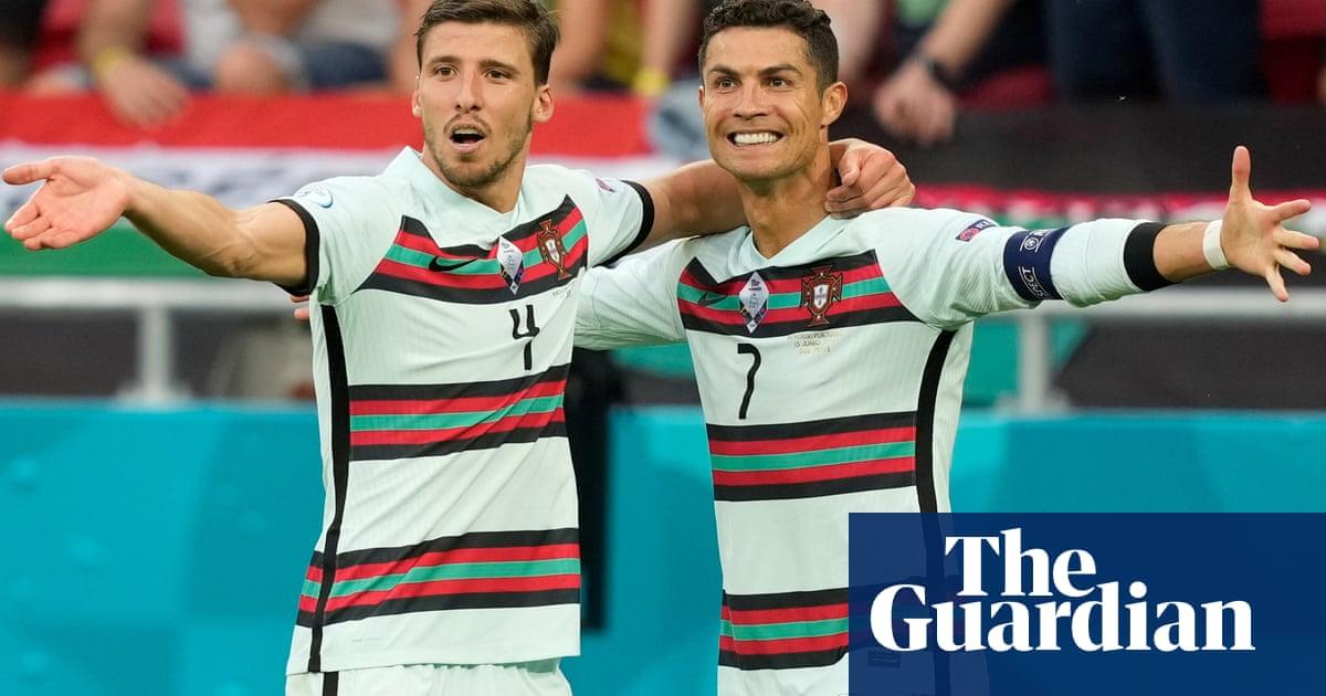 Cristiano Ronaldo still relentlessly pursuing Ali Daei and second Euros