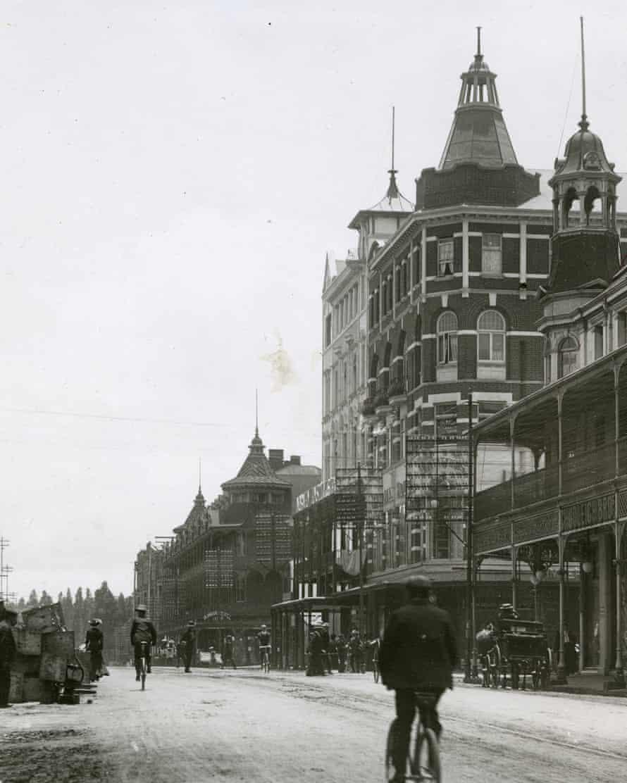 1890s Johannesburg