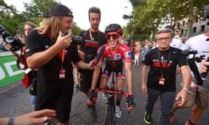 Simon Yates of Great Britain and Team Mitchelton-Scott