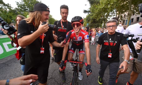 Simon Yates's Vuelta victory crowns a stunning year for British cycling