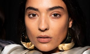 Look sharp: great brows give a face definition.