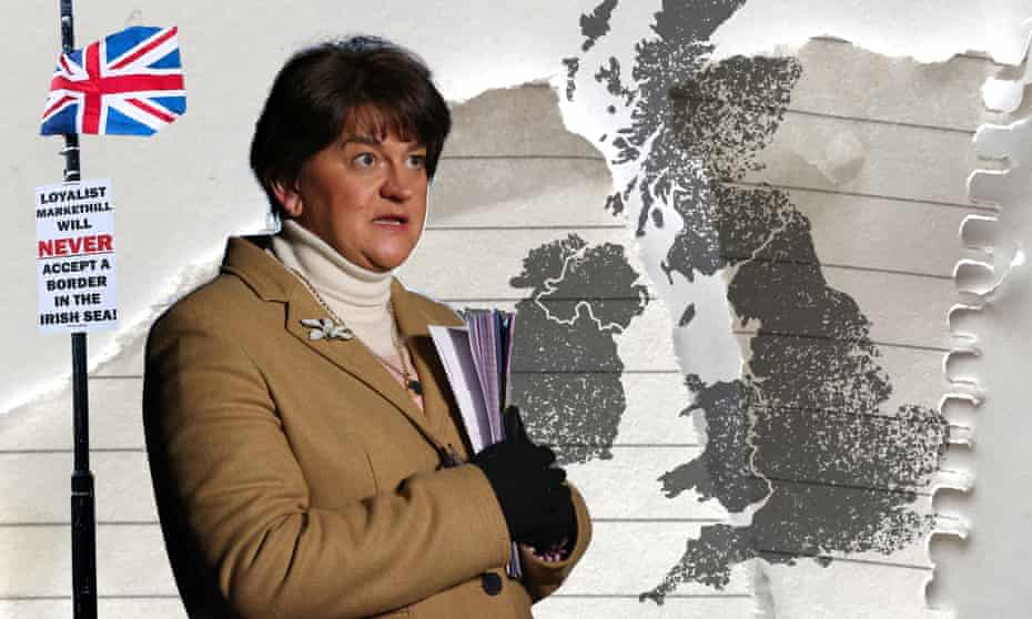 The DUP and the Northern Ireland Protocol