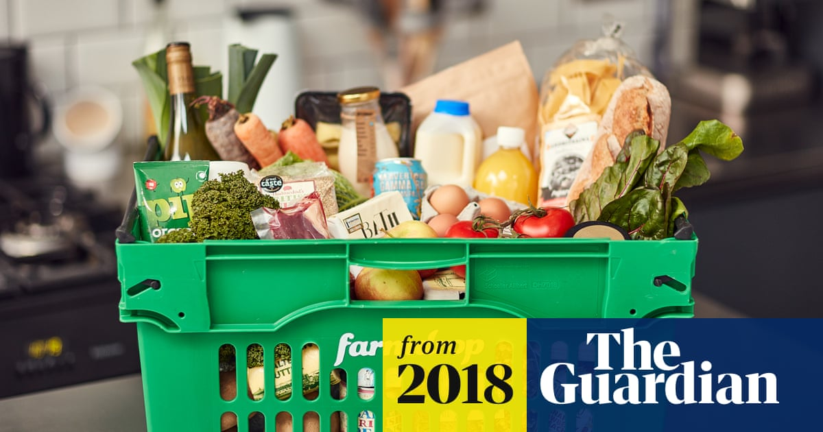 Ethical grocer' Farmdrop raises £10m to expand home delivery service