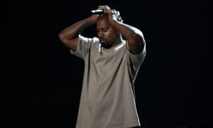 Kanye West: so much creativity right now.