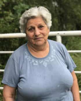Ana Risatti - New rivers Argentina piece