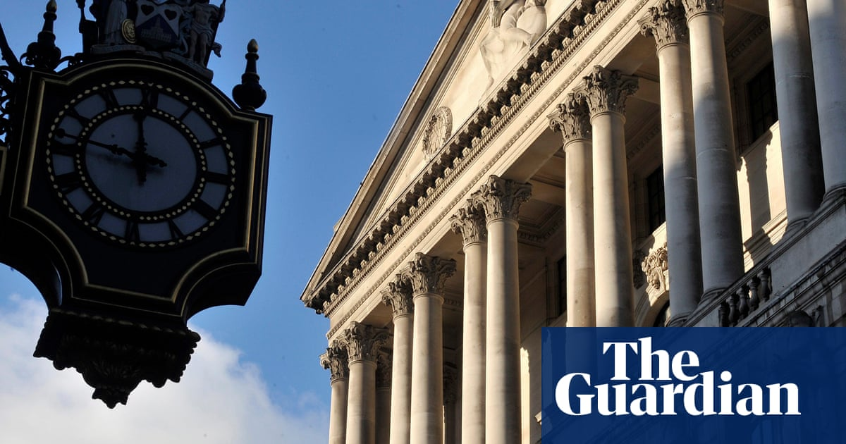 Bank of England chief economist warns high inflation rates may persist in 2022