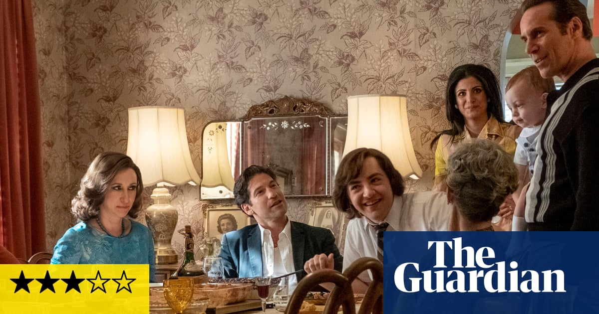 The Many Saints of Newark review – Sopranos prequel keeps it in the family