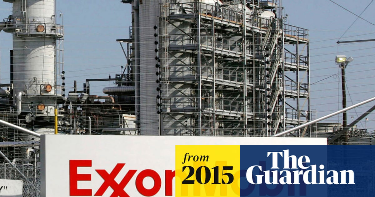 ExxonMobil under investigation over claims it lied about