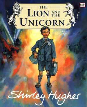 The Lion and the Unicorn by Shirley Hughes explores the emotional impact of war on a child evacuee.