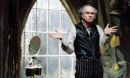 Lemony Snicket's A Series of Unfortunate Events.