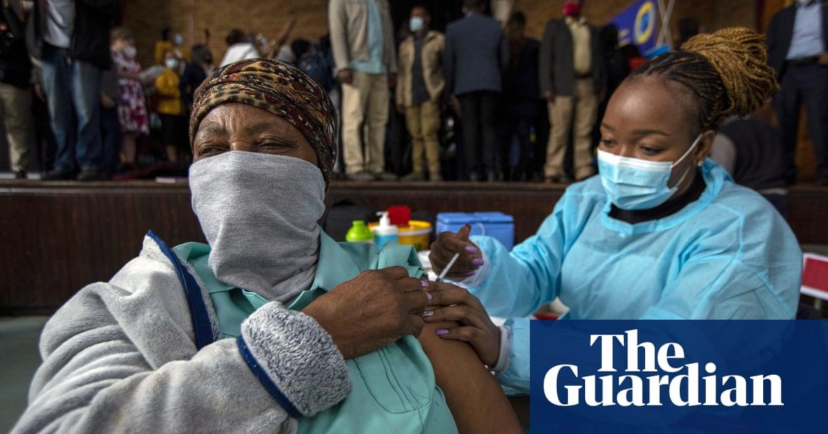 Covid 'still running rampant' worldwide, warns creator of Oxford vaccine