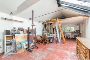 Fantasy studio - Stamford Brook, West London