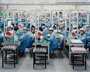 Manufacturing #15, Bird Mobile, Ningbo, Zhejiang Province, China 2005