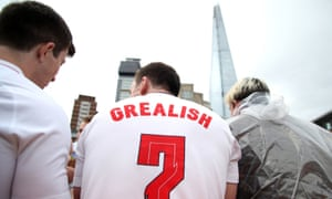 Fans preparing to watch the UEFA Euro 2020 round of 16 match between England and Germany at the Vinegar Yard pub in London.