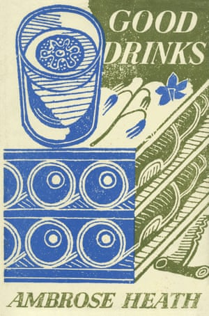Good Drinks by Ambrose Heath book cover