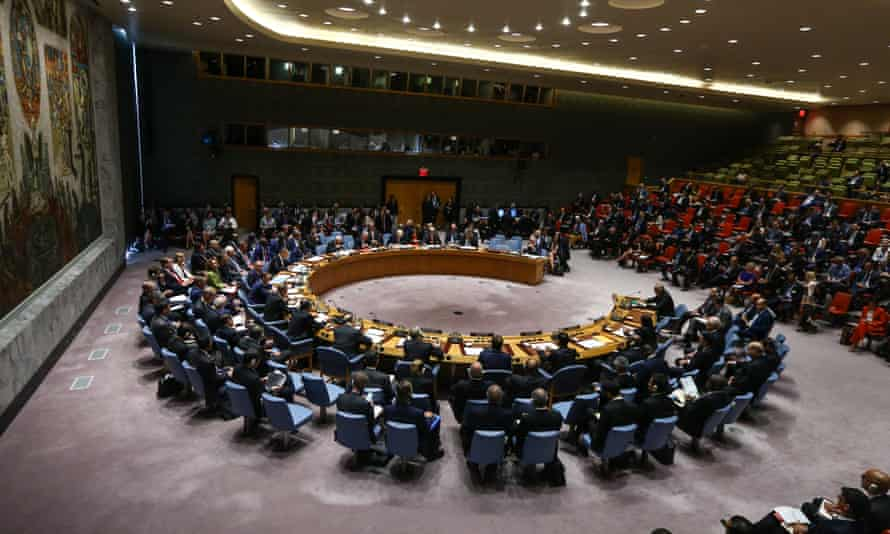 On Monday, the UN security council will hold the fifth of a long series of straw polls aimed at picking a winner.