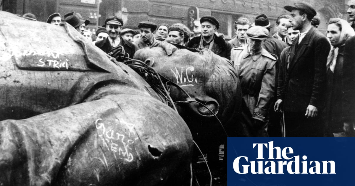 The Hungarian revolution begins – archive, October 1956
