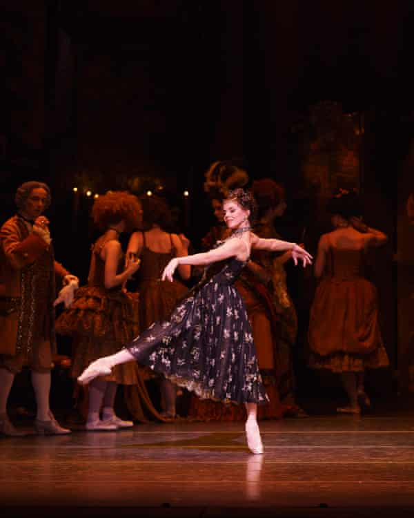 Natalia Osipova's Manon.