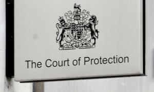The court of protection
