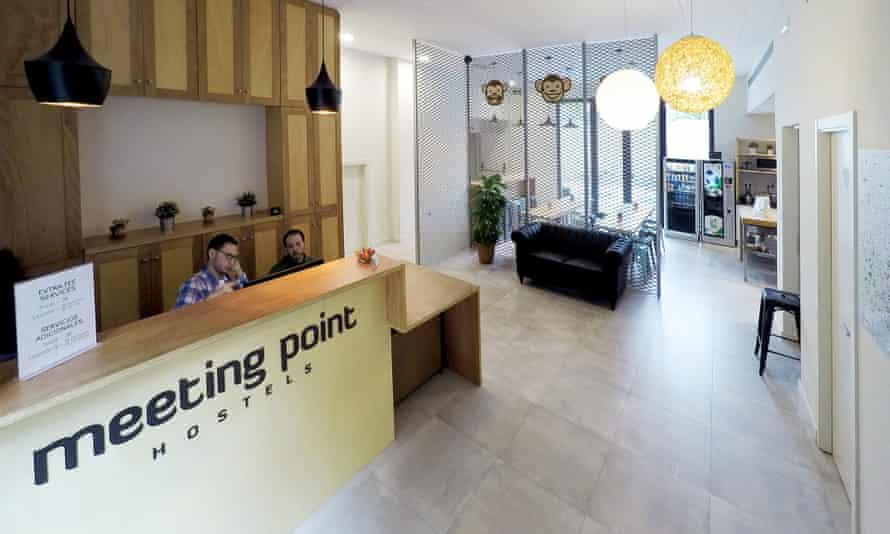 Meeting Point Hostel, Barcelona