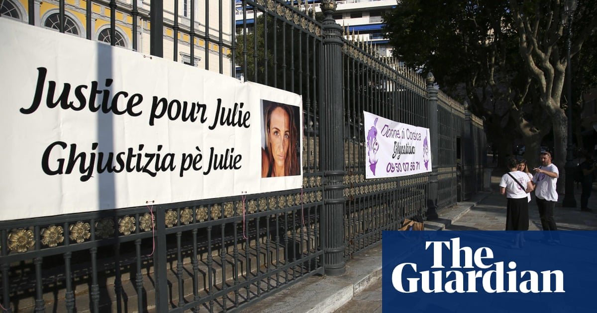 Corsica trial begins over killing that sparked global feminist campaign