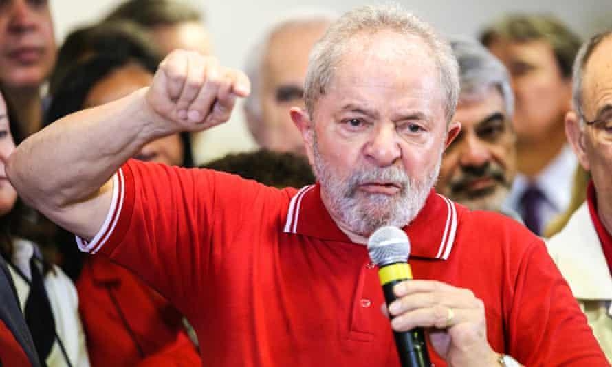 Luiz Inacio Lula da Silva.