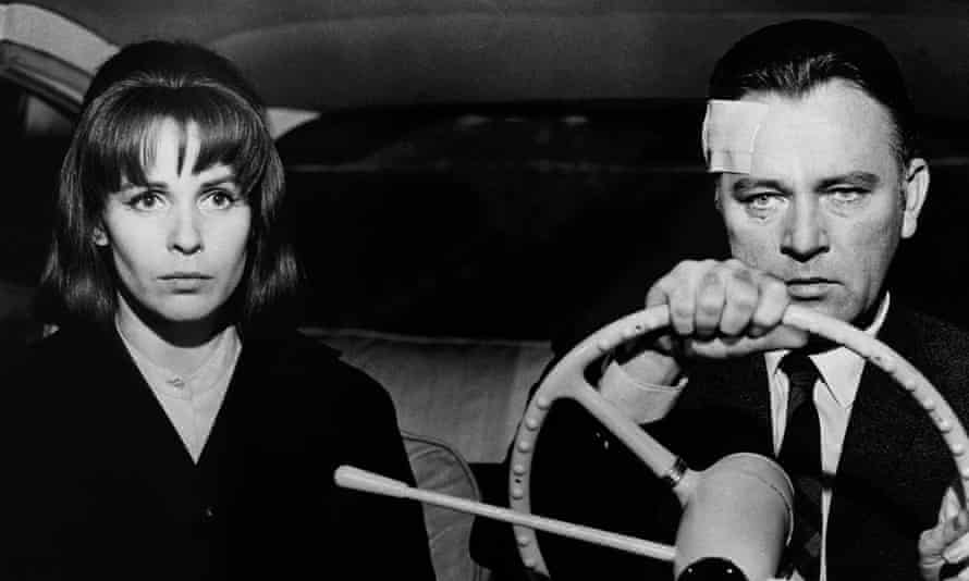 Claire Bloom and Richard Burton in The Spy Who Came in from the Cold