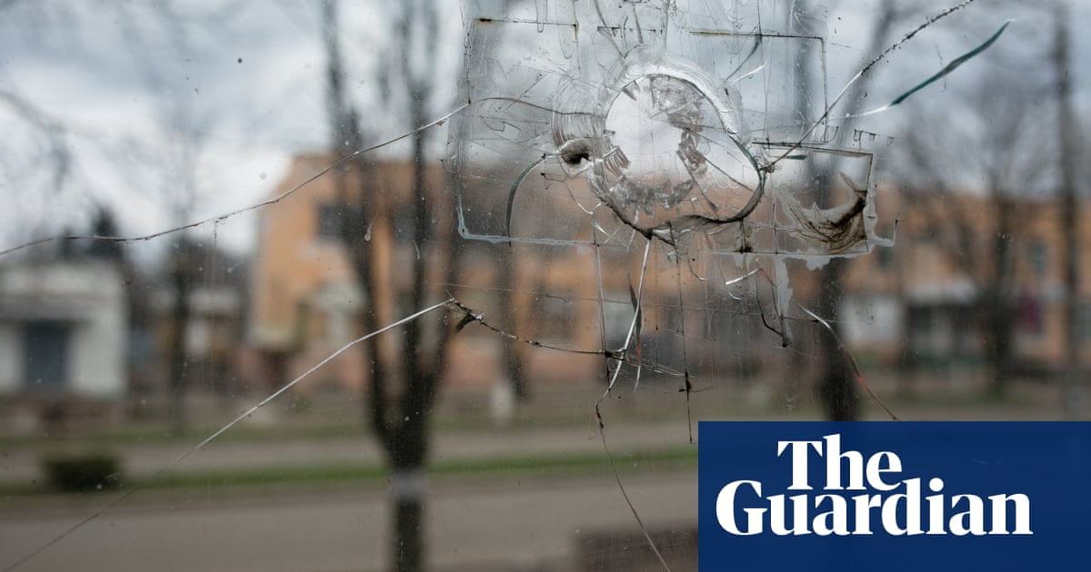 'What do they want from us?' As Russian forces amass, a Ukraine frontier town feels fear and despair - the guardian