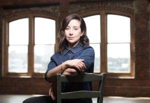 Author Sarah Krasnostein
