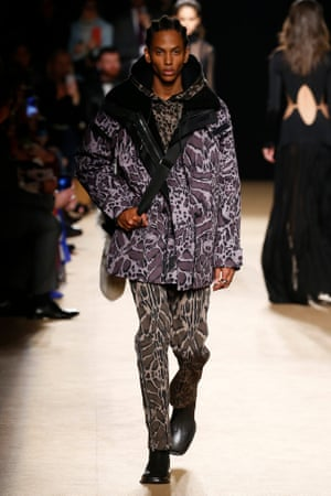 new products 7378e 8474c Can UK designer Paul Surridge save Roberto Cavalli's leopard ...