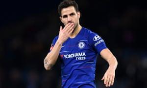 Cesc Fàbregas Chelsea