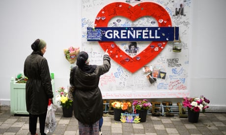 Grenfell survivors fear inquiry judge will side with establishment