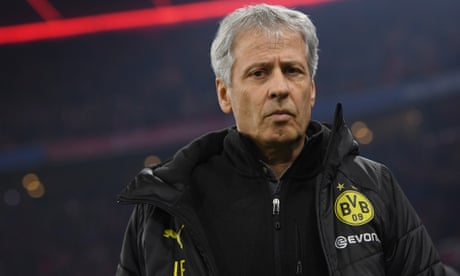 Crystal Palace set to appoint Lucien Favre as their new manager