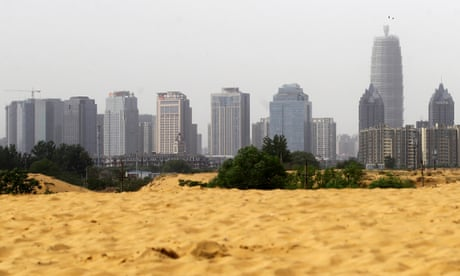 He who controls the sand: the mining 'mafias' killing each other to build cities