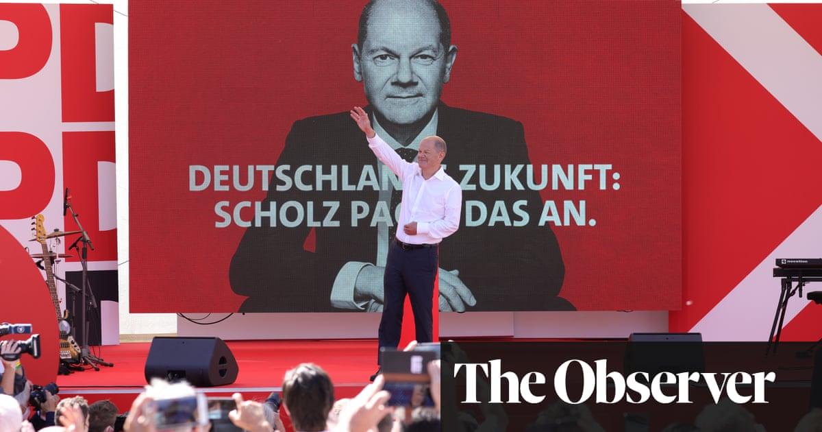 'Scholz will sort it' – the catchphrase winning the hearts of German voters