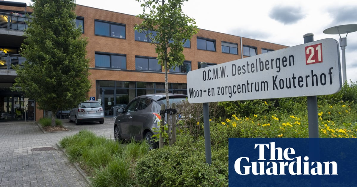 Belgian police hold elderly man over retirement home death