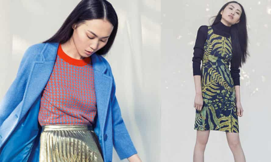 How we are now dressing for work ... clothes from the Autumn/Winter 2015 collection by Australian clothing brand Gorman.