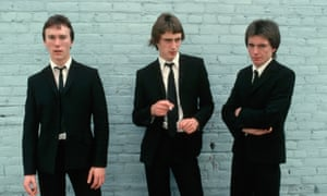 A photograph by Neal Preston taken in 1977 is part of The Jam: About the Young Idea.