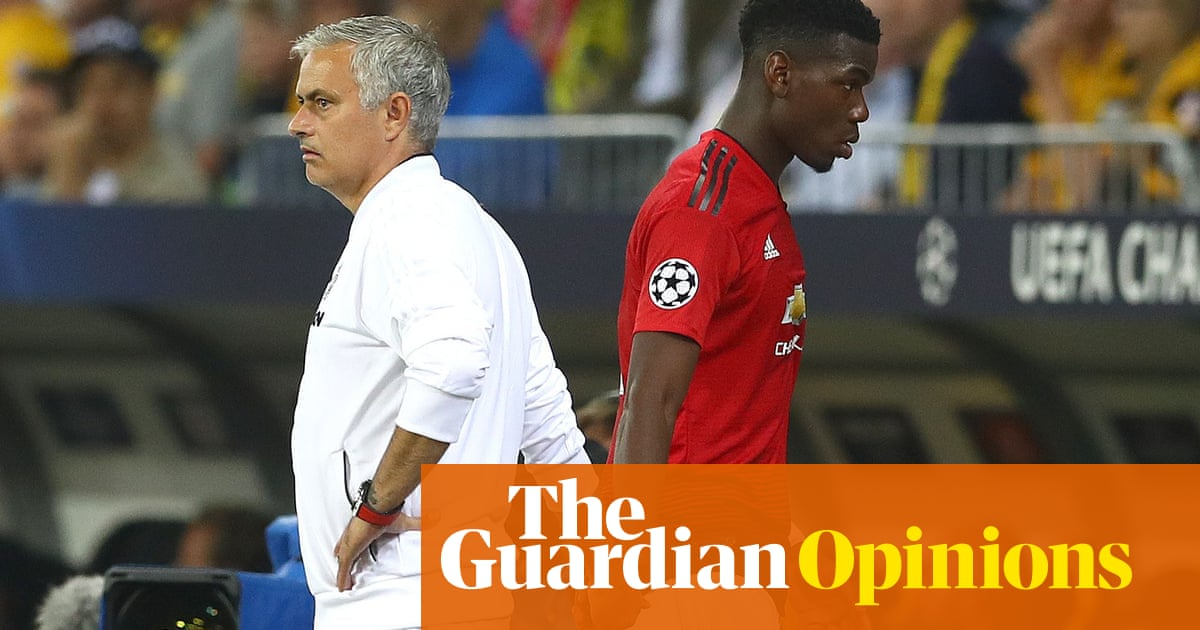 Whats that odd feeling? Its sympathy for Mourinho amid Pogbas malaise