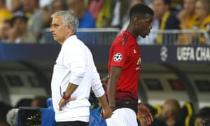 Will all parties be better off if José Mourinho and Paul Pogba go their separate ways?