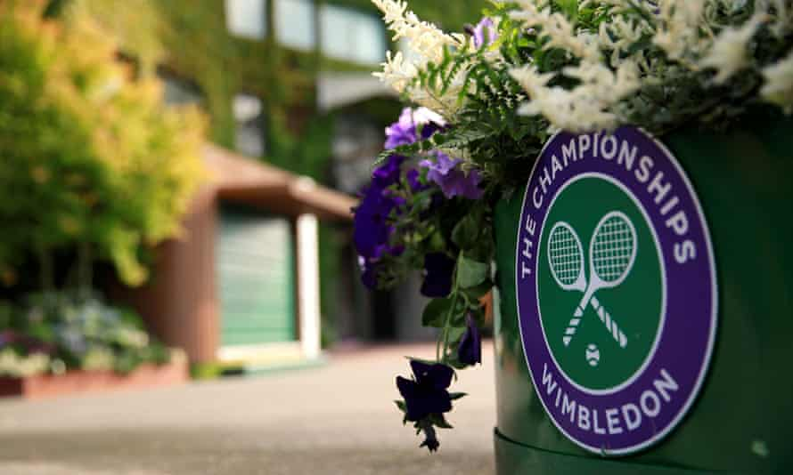 Wimbledon's grounds are set to be expanded into neighbouring parkland, with work potentially starting in January 2022.