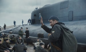 Water feature … Kursk: The Last Mission, directed by Thomas Vinterberg.