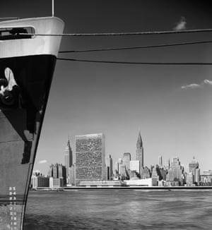 United Nations. International Team of Architects Led by Wallace K. Harrison. New York, NY, 1954
